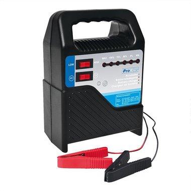 Chargeur de batterie 6V/12V 8Amp.