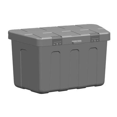 Coffre de rangement pour remorque en plastique 320x630xH355mm incl.