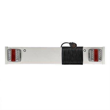 Rampe d'eclairage de remorque LED 90cm + 10M c ble