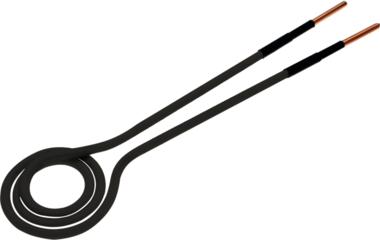 Bobine d'induction, plate, pour chauffage par induction BGS 2169