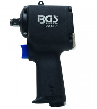 1/2 Air Impact Wrench, 678 Nm, extra court 98 mm