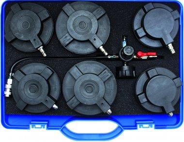 Systeme d'essai de turbocompresseur pour camions