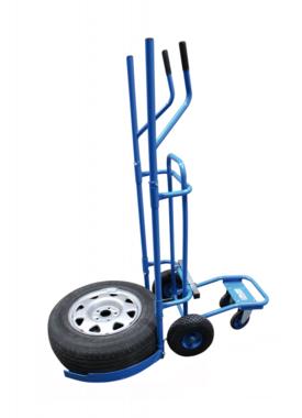 Chariot de transport de pneus 200 kg