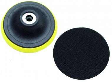 Disque de ponçage avec velcro, 100 mm pour BGS 9259