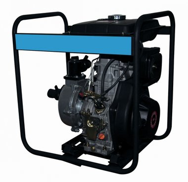 Pompe a moteur diesel pour les eaux propres