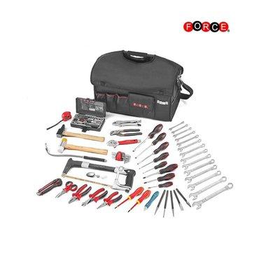 Sac porte outils avec 95 pcs d'outils