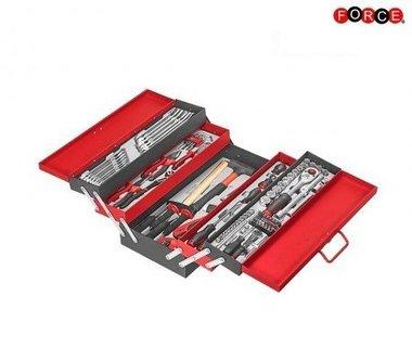 Caisse outils avec 101 pcs d'outils