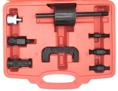 Coffret extracteur d'injecteur diesel
