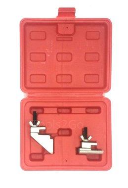Coffret d'outils pour courroies elastiques