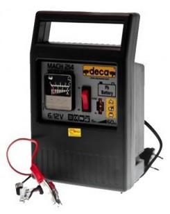 Chargeur de batterie 4 Amp 6/12 Volt