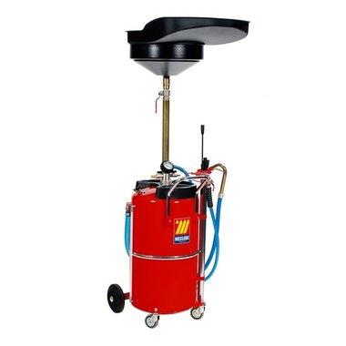 Récupérateur d'huile par aspiration et gravité 90 litre
