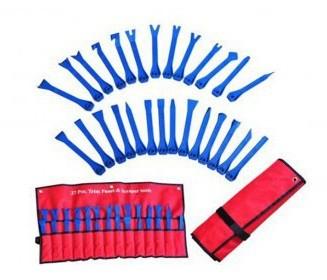 Jeu de 27 outils pour demontage des garnitures