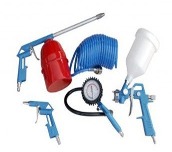 Kit de 5 outils pneumatiques