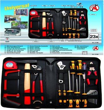 Ensemble d'outils 23 pièces