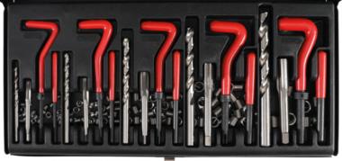 Kit de reparation de fil de 130 pieces, M5 - M12