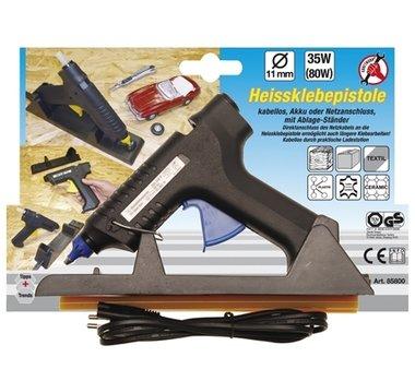Pistolet à colle chaude sans fil, 35 W