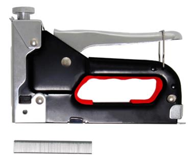 Pistolet a agrafes, pour agrafes de 4-14 mm