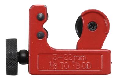Diametre du coupe-tube 3 - 22 mm