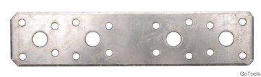 Connecteur en acier plat 180 x 40 x 2,5 mm