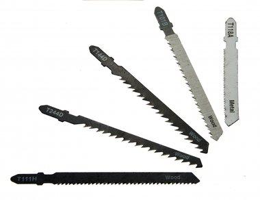 Jigsaw Saw Blade Set, 10  pieces