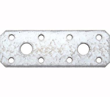Connecteur en acier plat 100 x 35 x 2,5 mm