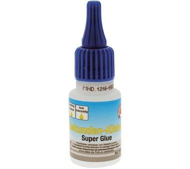 Superglue, 1 bouteille (20 g)