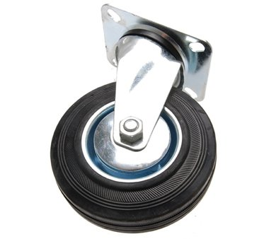 Roulette de roulement 100 mm, avec base