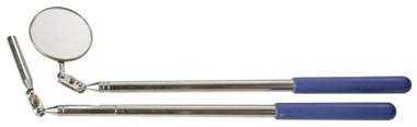 Outil de ramassage magnétique 2 pièces / Miroir d'inspection