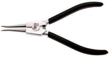 Pinces à circlips, 180 mm, droites, pour circlips extérieurs