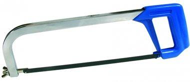 Cadre Expert Hacksaw, cadre carre tubulaire, incl. Lame de scie metaux HSS de 300 mm