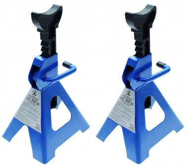 1 paire de supports de jack, 3t / pair, 285-420 mm