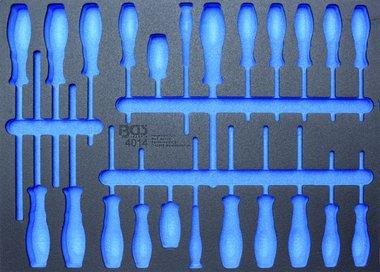 03/03 Workshop Trolley Tool Tray voor schroevendraaier, lege