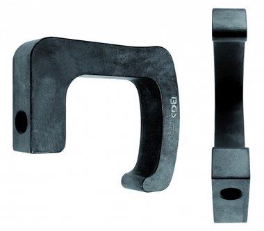 Crochet de traction universel, type lourd, pour marteau coulissant BGS 7772, 7772-2, 7776
