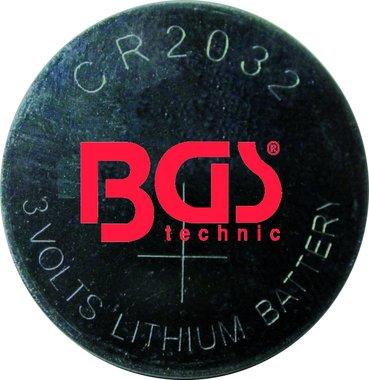 Batterie CR2032, pour BGS 977, 978, 979, 1943, 9330
