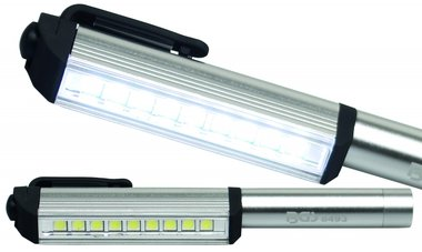 Aluminium LED Pen avec 9 LED