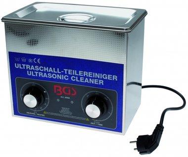 Nettoyeur de pieces ultrasons, 3 litres