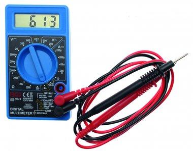 Multimetre numerique, 3 1/2 Digit