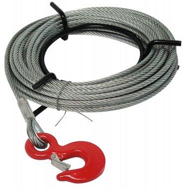 Pieces de rechange pour la corde de fil d'acier palans KT800, 1,00 kg