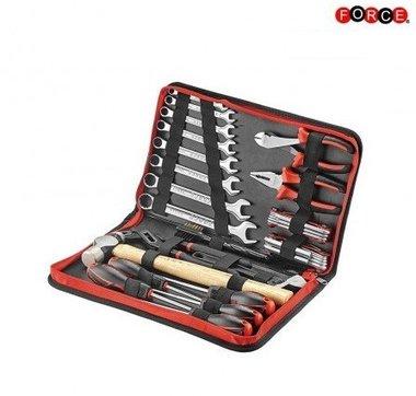 Trousse outils avec 34 pcs d'outils