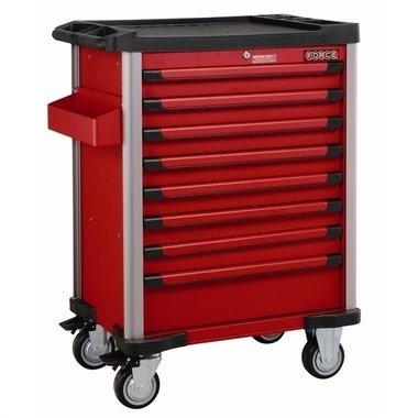 Chariot 8 tiroirs avec des outils de 308pc (EVA)