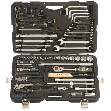 Coffret d'outils universel 65 pcs