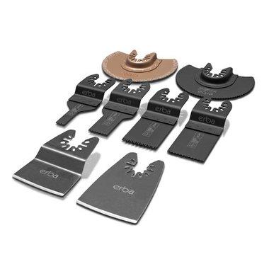 Kit de 8 accessoires pour outil multi-usage