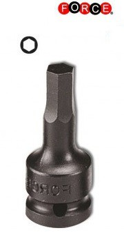 Douilles a choc tournevis Hex 3/8 (seule piece) 12mm