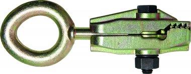 Griffe pour l'alignement Carrosserie 90°, 36 mm, une direction de traction, jusqu'2.