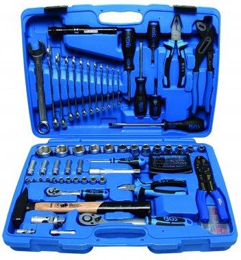 Caisse a outils pour cles a douilles 117 pieces