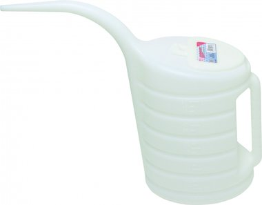 Eau Can, 5 litres, de refroidissement avec un long col de remplissage