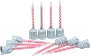 Flacons de melange cartouche de colle speciale 2 composants de 10 g, 10 pieces