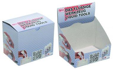 Carton presentoir Outils liquides