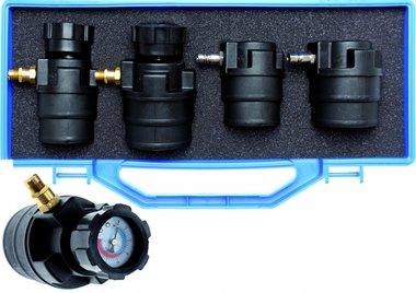Outil de test pour systemes de chargeurs turbo, 55-60-65-70 mm