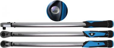 Cle dynamometrique d'atelier, 1/2, 60-340 Nm